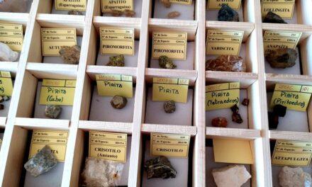 Como coleccionar minerales